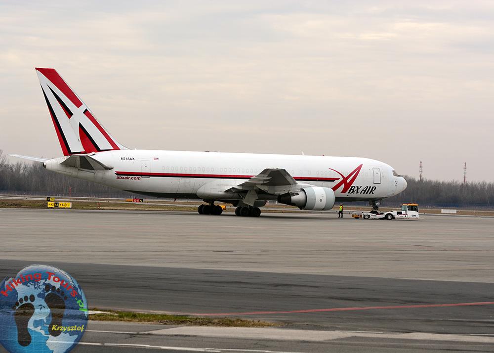 BXAir cargo okęcie