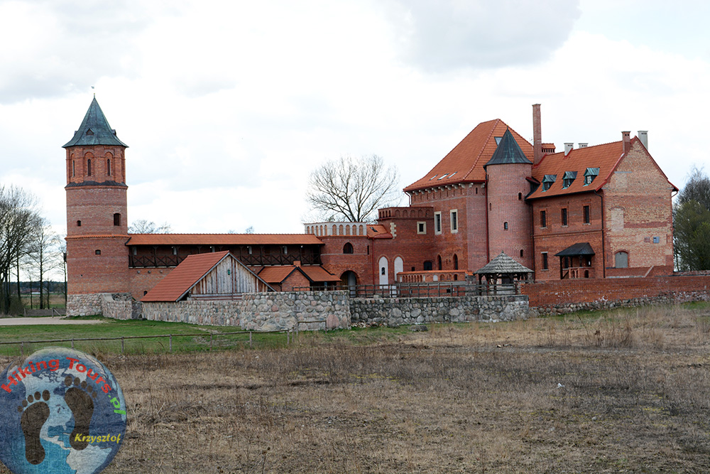 Podlaski Szlak Bociani Zamek w Tykocinie