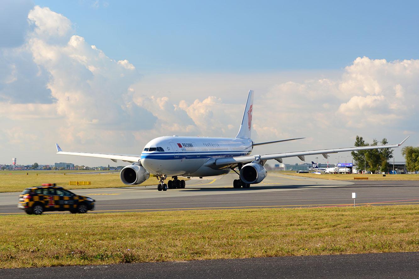 B-6541 Air China Airbus A330-243